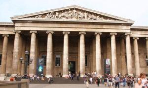 NMRパイプテクターを導入した「大英博物館」